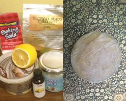Homemade Natural Deodorant Recipe- Works on all Levels for Sensitive Skin