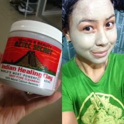 Indian Aztec Healing Clay for Your Face: The Mud to Solve all Skin Problems!