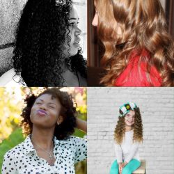 Naturally Curly Hair Types- What's Yours?