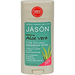 Jason Deodorant Review: Best Natural Deodorant that Works?