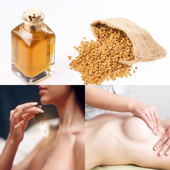 How to Make your Own Miracle Breast Growth Oil