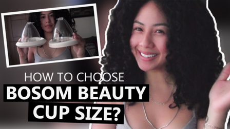 Bosom Beauty Breast Pump How to Choose the Size!